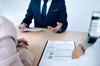 Explaining hiring process