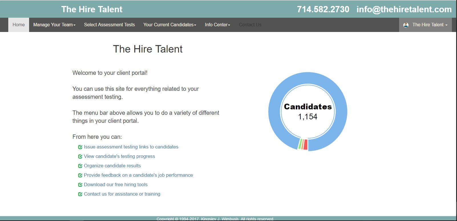 client-portal-page