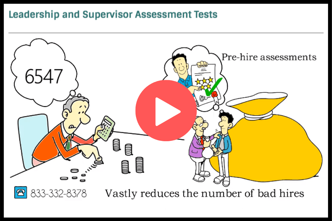 Leadership and Supervisor Assessment Test