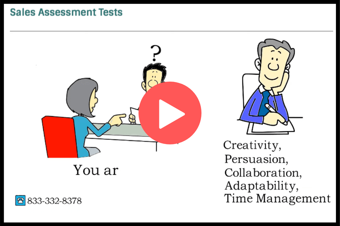 Sales Assessment Test