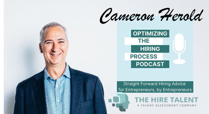Optimizing The Hiring Process_Cameron Herold