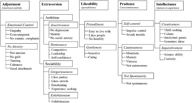 Hogan Personality Inventory for hiring popular personality tests