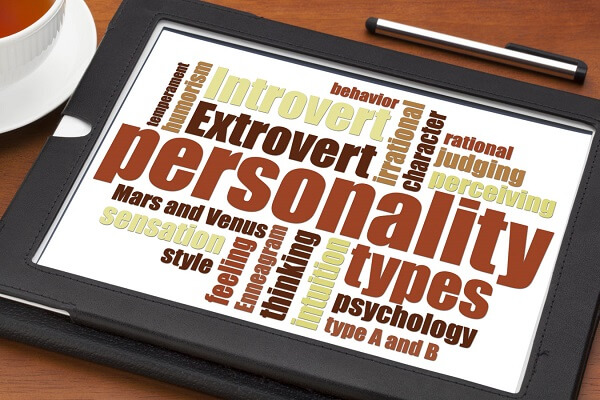 types of popular personality tests